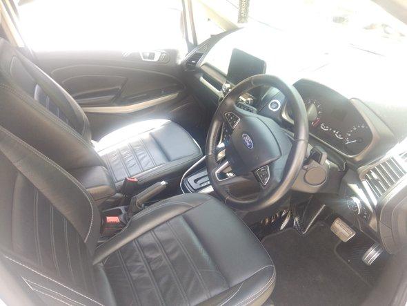 Ford Eco Sport 1.5 Titanium Plus At full